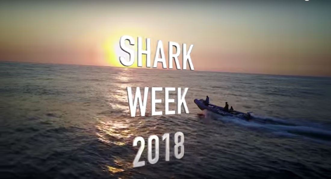 Shark Week 2018! Never ending bullshit!