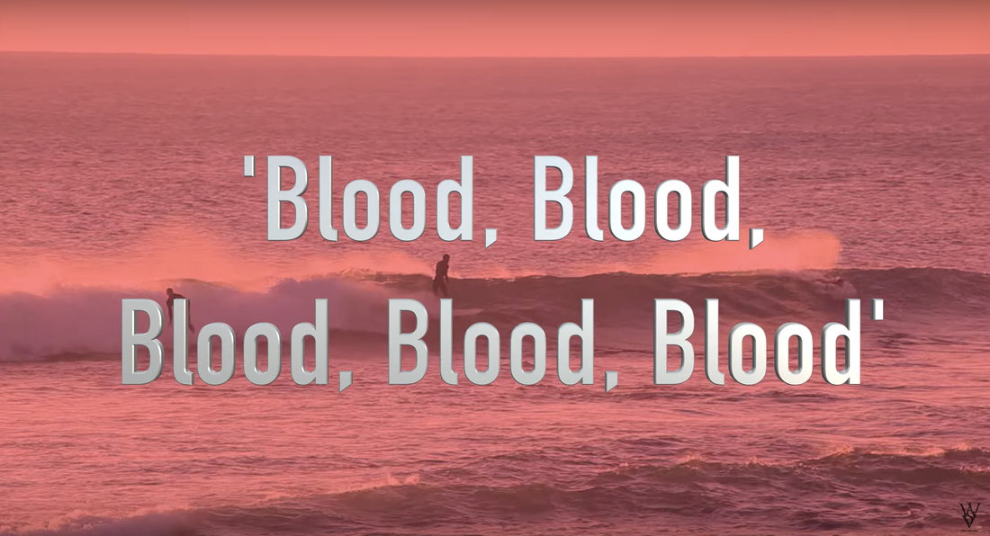 Catch the new Shark Week shark advocacy show, 'Blood, Blood, Blood, Blood, Blood.